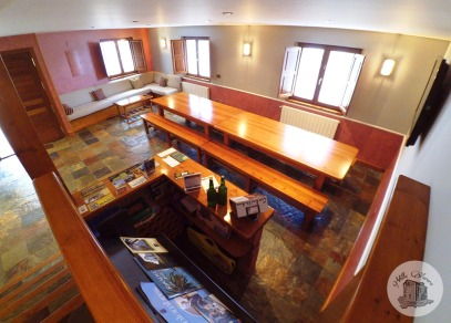 Casa Rural Villa Aurora Salón-Comedor 5