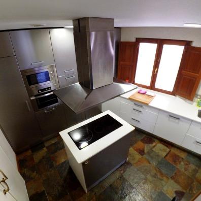 Casa Rural Villa Aurora Cocina 3