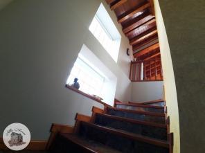 Casa Rural Villa Aurora escaleras