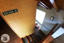 Casa Rural Villa Aurora escaleras 1