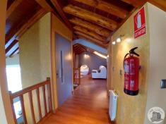 Casa Rural Villa Aurora Habitación Bajo cubierta 4