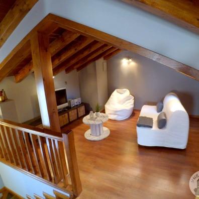 Casa Rural Villa Aurora Habitación Bajo cubierta 1