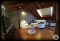 Casa Rural Villa Aurora Habitación Bajo cubierta