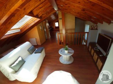 Casa Rural Villa Aurora Habitación Bajo cubierta 9